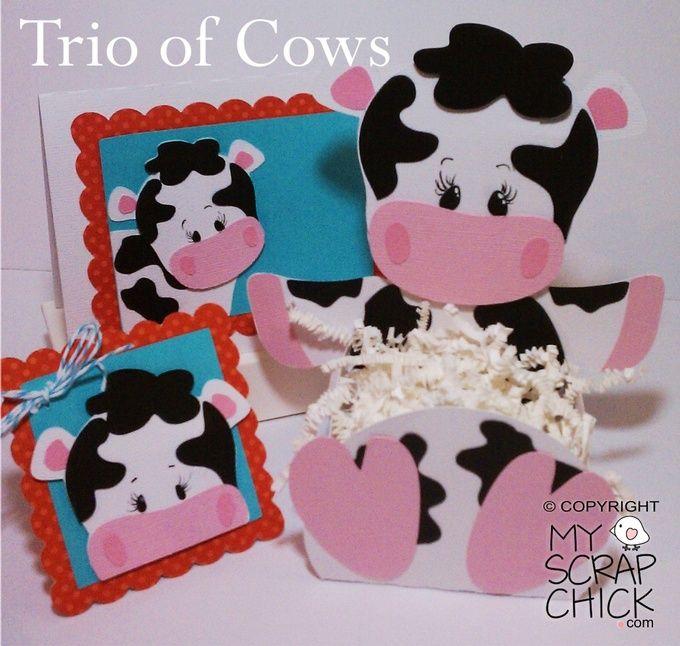 Cow Trio: click to enlarge
