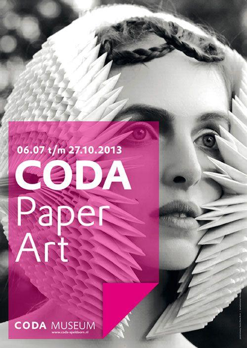 CODA Paper Art 2013 - Coda Museum  (Apeldoorn, Netherlands)