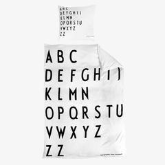 Design Letters Dekbed Set Arne Jacobsen / Eenpersoonsbed