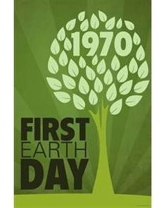 Every April 22 of the year since 1970 has been marked as the anniversary of the birth of the modern environmental movement. Rachel Carson's New York Times bestseller 'Silent Spring' (1962) was the catalyst for the movement, raising public awareness & concern for the environment. Earth Day founder Gaylord Nelson came up with the idea in 1969 after witnessing the ravages of the oil spill in Santa Barbara, California. Since then millions rallied against the deterioration of the environment.