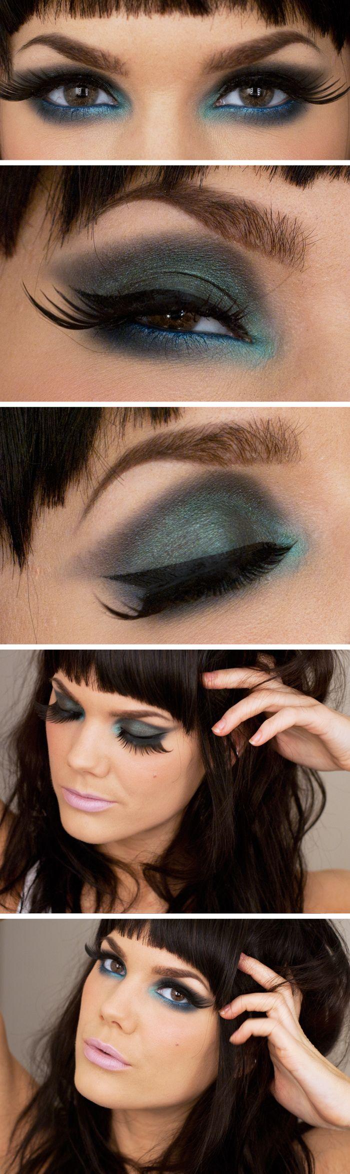Todays look – Menace, Linda Hallberg - makeup artist