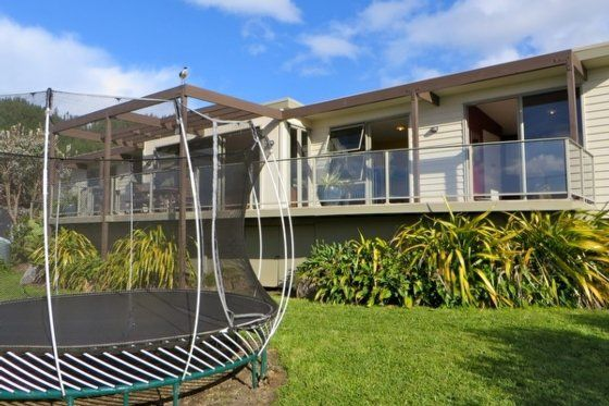 Aroha in Ligar - Golden Bay Holiday Home (Ligar Bay) in Ligar Bay, Golden Bay   Bookabach