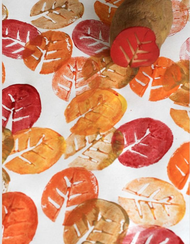 750 Best Fall Crafts For Kids Images On Pinterest Diy Fall Crafts