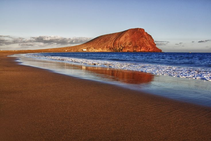 Playa de la Tejita, el Medano,Tenerife, Islas Canarias- Foto de Enrique Mendez