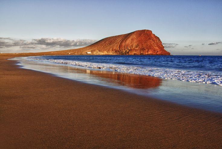 Playa La Tejita, Tenerife
