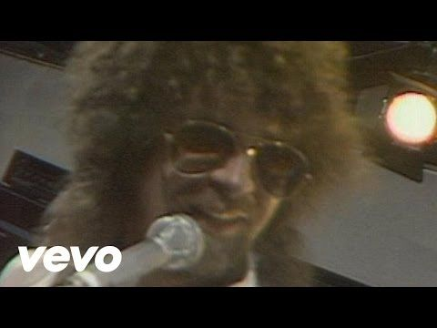 """ELO (Electric Light Orchestra) ~ """"Livin' Thing"""", 1976"""