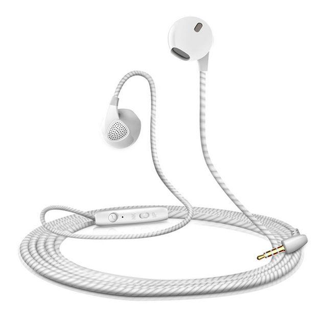 Top Quality Headphones In Ear Earphones Best Bass Earbuds Earpiece Headphones with Mic For Apple EarPods Samsung Xiaomi Headset