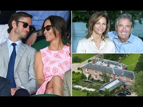 Pippa Middleton's in-laws are told they can't stay at the Middletons Manor