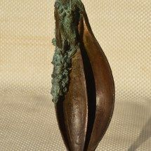 GARDIAN ANGEL- beschermengel in brons. UNICA, Bronzen beeld van Atelier de Jutteakker, Rita Oostendorp-Boudewijn.Spiritueel voor wijsheid, Sophia Maria, Moeder,KIBI WI, bescherming .Zeer geschikt , als cadeau. Unica.