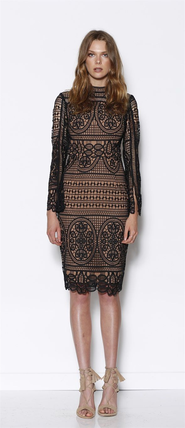 Ministry of Style - Mania Lace Dress