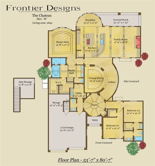 Click to enlarge image architecture house plans for Cbs construction home plans