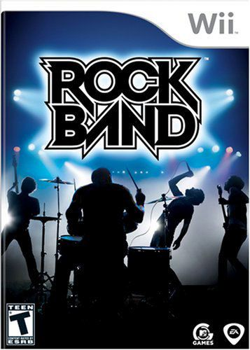 Rock Band - Wii Game