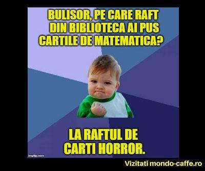 Citate pentru Facebook: Matematica horror