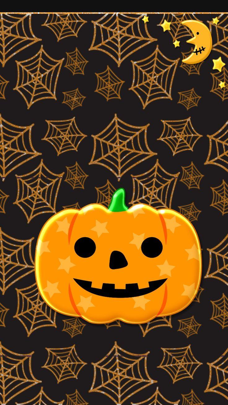 halo halo halloween wallpaper halloween ii iphone wallpapers pumpkin monsters walls background - Halloween Halo