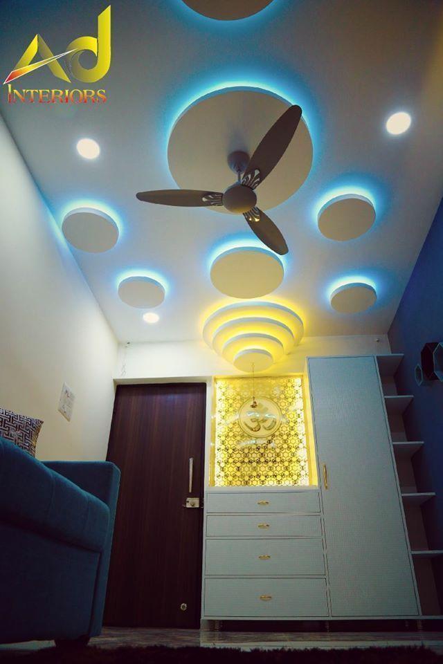 POP False Ceiling Design in 2020 | Pop false ceiling ...