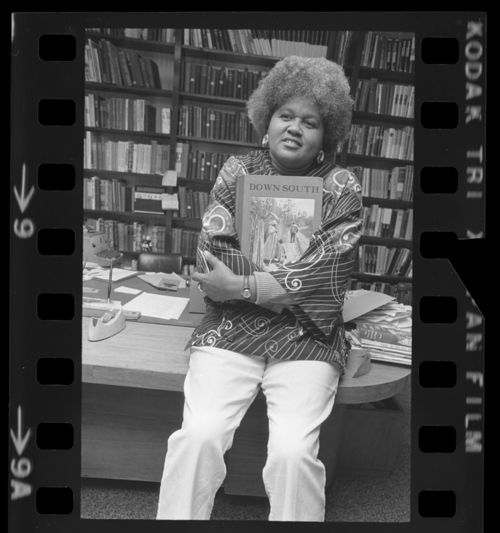 Over the course of 45 years, Culver City, California librarian Mayme Agnew Clayton(August 4, 1923 – October 13, 2006)collected more than 30,000 rare and out-of-print books. She used her own resources and she worked alone. The collection is considered one of the most important for African-American materials and consists of 3.5 million items on the topic of African-American culture. It is the largest privately-held collection of African American historical materials in the world.