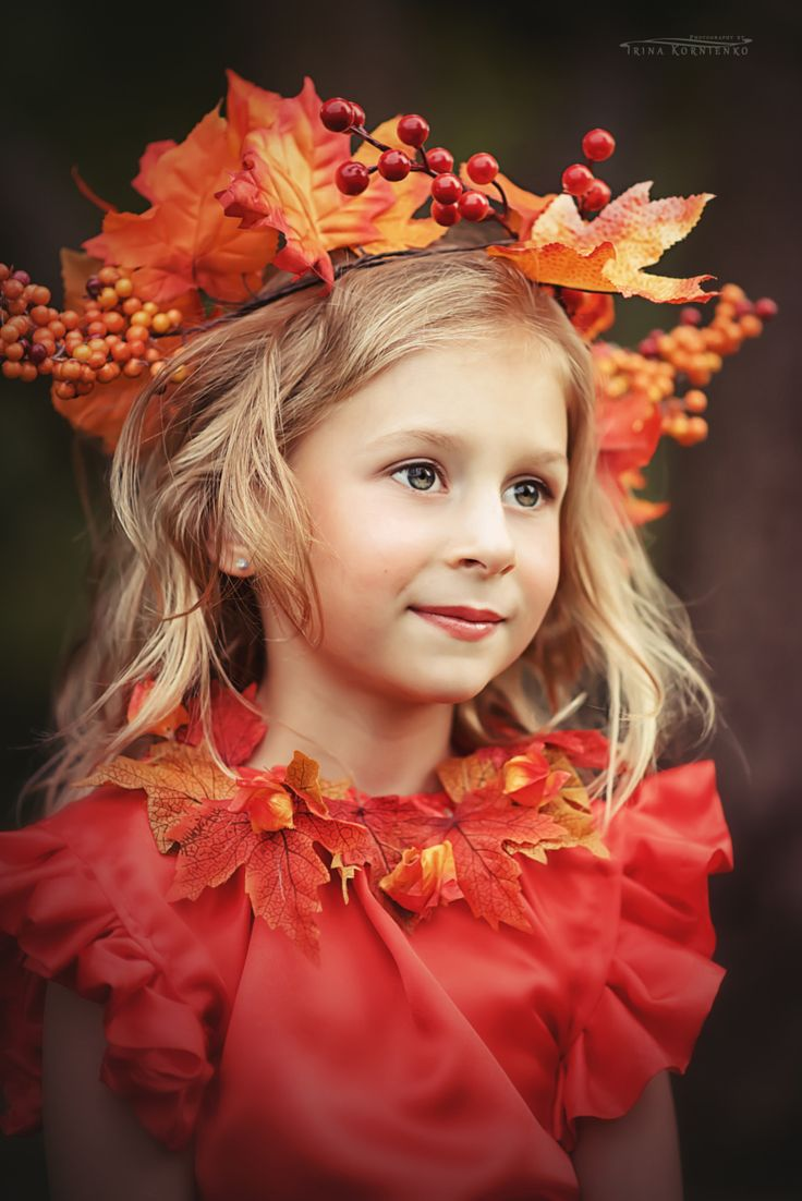 Fall Princess by Irina Kornienko / 500px