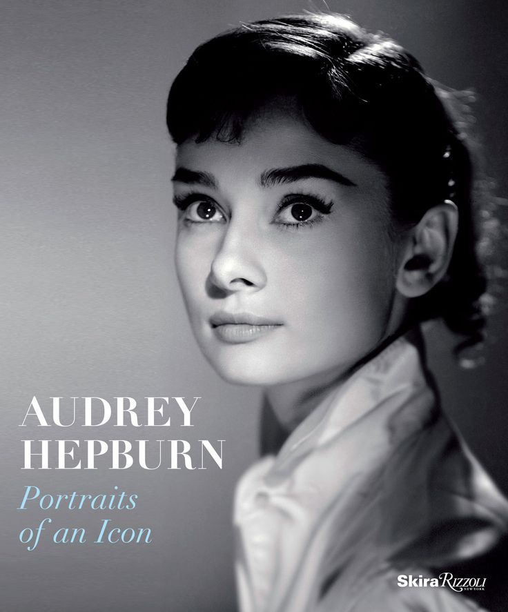 Audrey Hepburn: Portraits of an Icon - Coffee Table Book