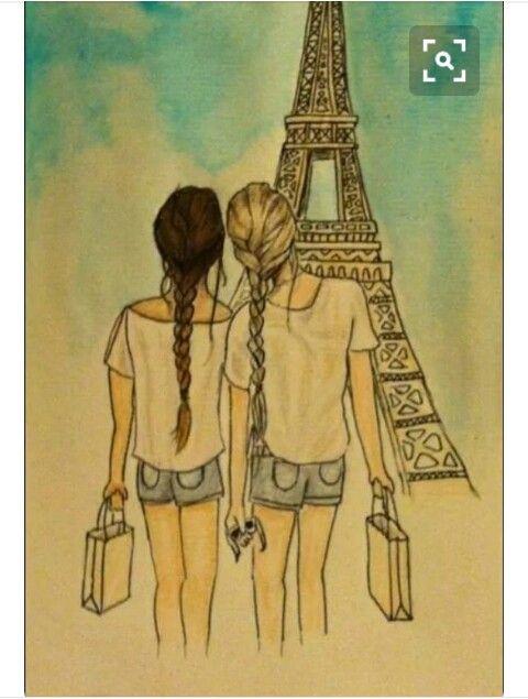 i love Paris don't you