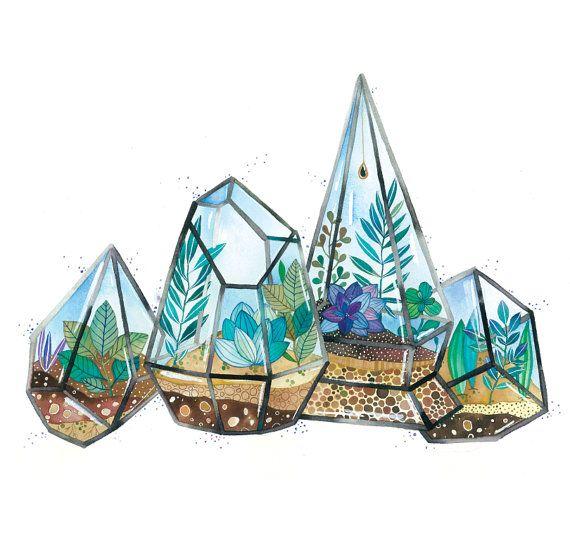 Hey, I found this really awesome Etsy listing at https://www.etsy.com/ca/listing/217834408/quartz-terrarium-8x10-print