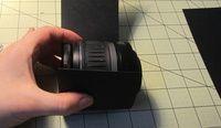 How to make a camera lens a Bokeh Lens