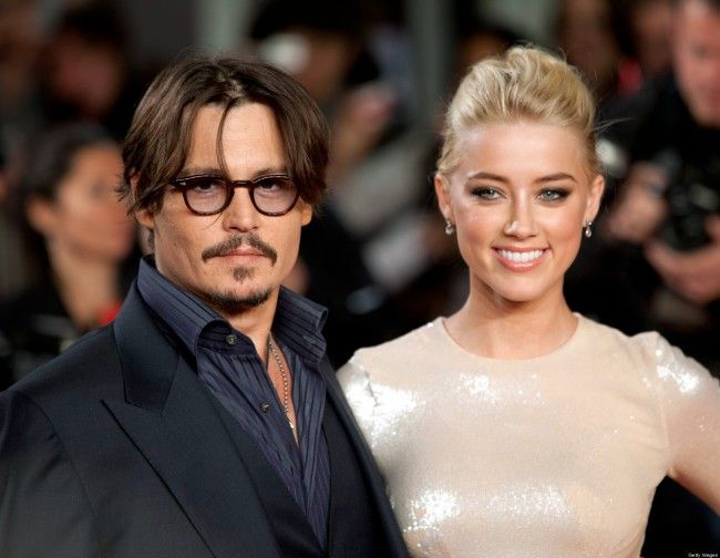 Johnny Deep Becomes Father from Amber Heard