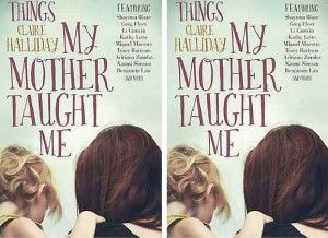 Win a copy of Things My Mother Taught Me by Claire Halliday
