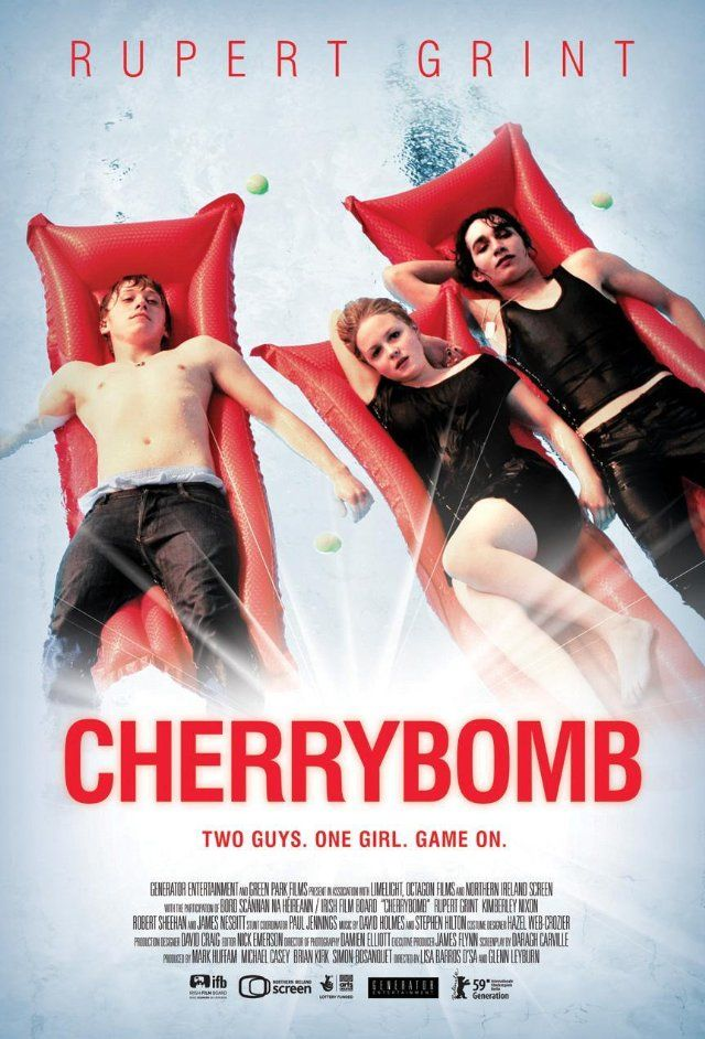 You gotta love Rupert Grint in this movie. I like him more in Cherrybomb as I did in HP :))