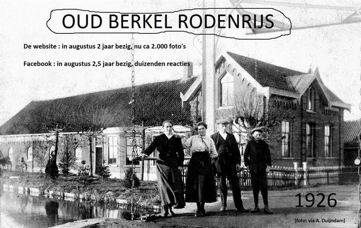 Lansingerland - Nadat de gemeenten Bleiswijk, Bergschenhoek en Berkel en…