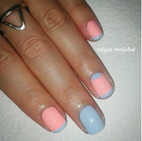 Nailart~french nails