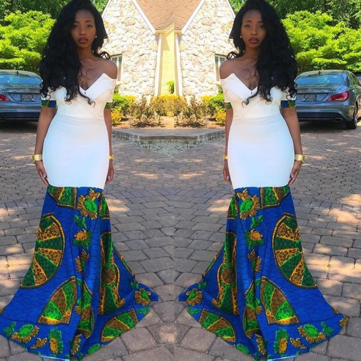 If you happen to be going for a wedding then you should take a look at these latest Ankara styles for weddings. Remember that dressing