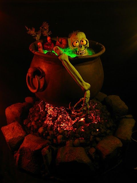 davelowe cauldron