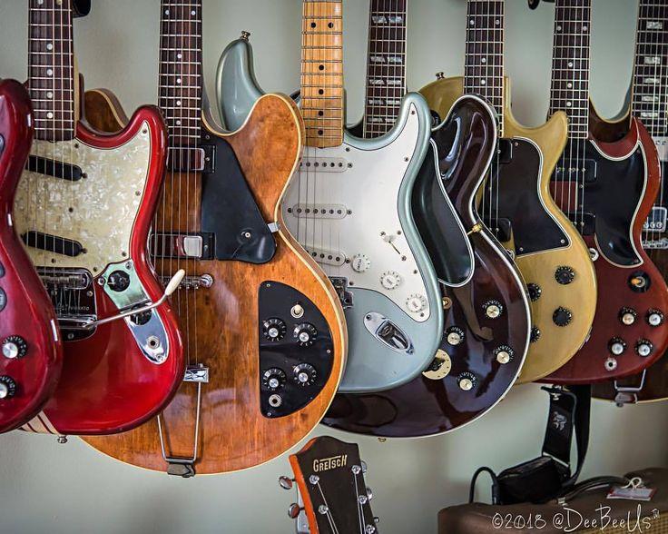 Rack Shot Du Jour: '09 #Epiphone #Wilshire '69 #Fender