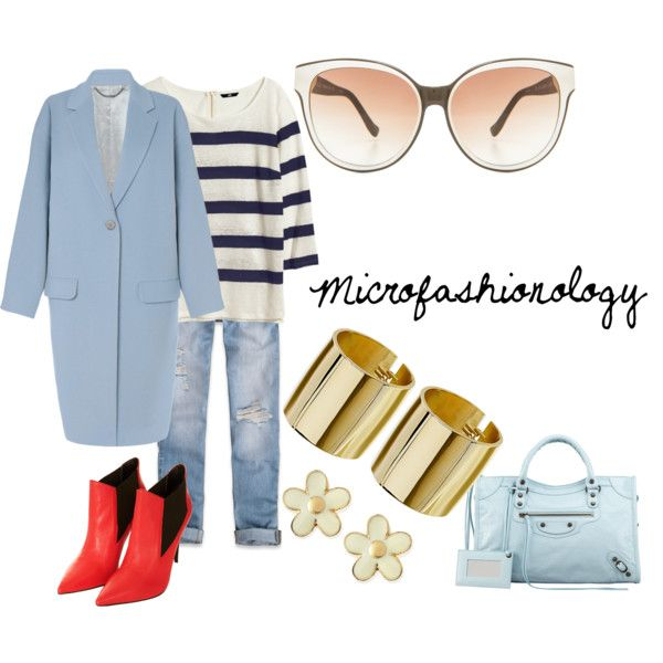 """""""Casual Sunday"""" by lalasfashiondreamworld on Polyvore"""