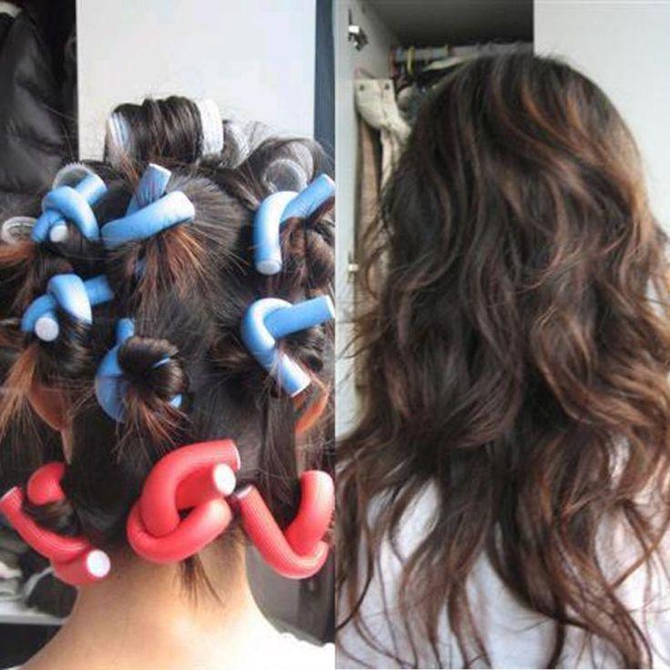 3 Möglichkeiten, um Natürliche Welliges Haar über Nacht ...