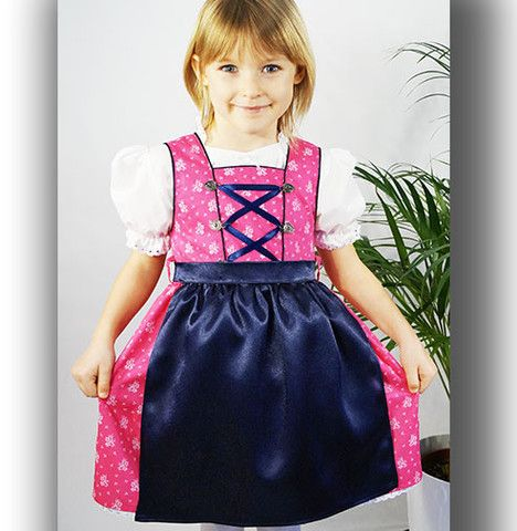 I am pretty #Kinderdirndl, Wiesen @Coalashop