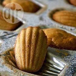 Zdjęcie do przepisu: Francuskie ciasteczka maślane (Magdalenki)