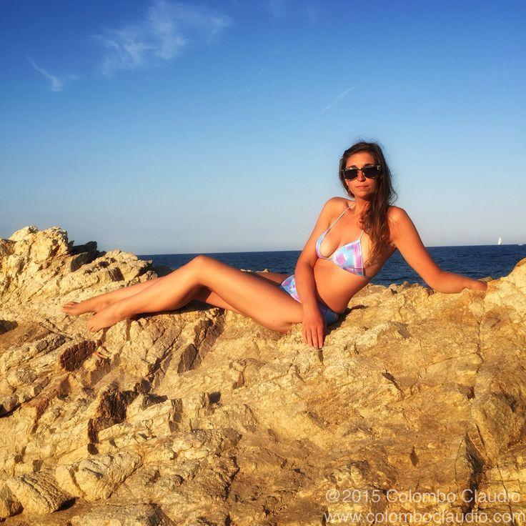 Costa azzurra 2015 Model: Cristina Rossi Lens: iPhone 6