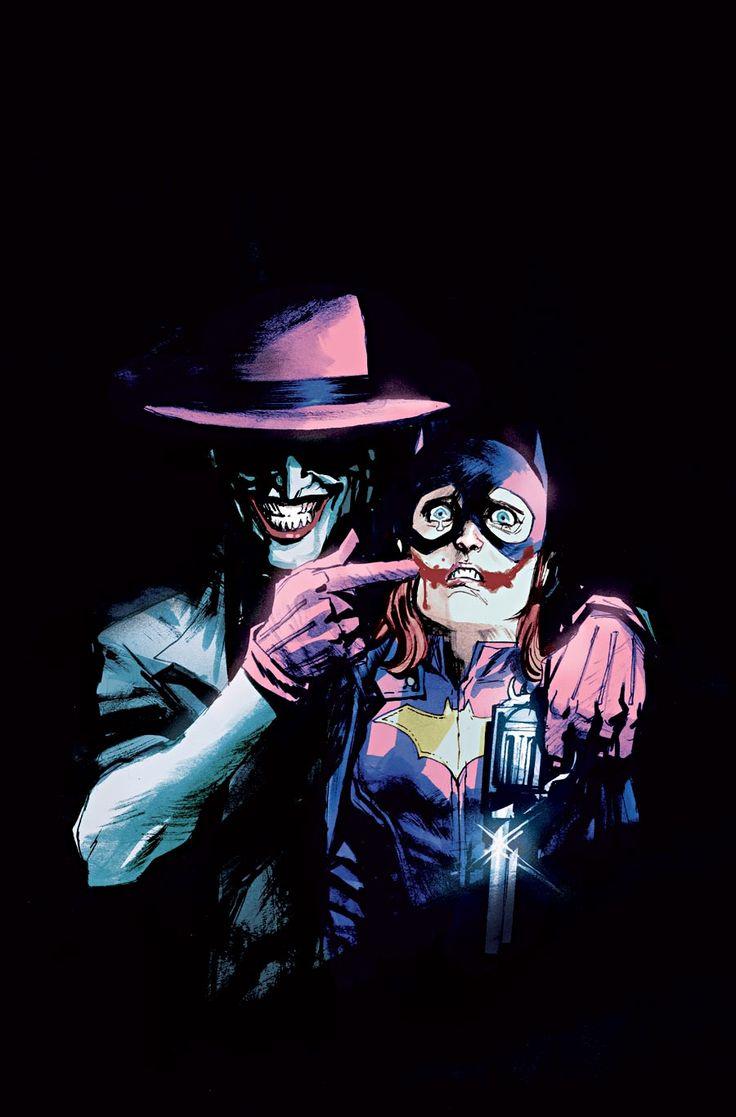 DC Comics retira La portada alternativa de Batgirl dedicada al Joker