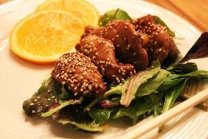Ailes de poulet Teriyaki à l'asiatique | Ferme biologique Saint-Vincent