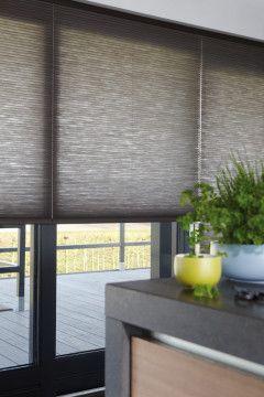 te koop bij www.caspardekkers.nl Luxaflex® Duette® Shades - grijs