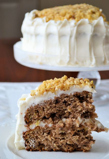 Vegan Hummingbird Cake