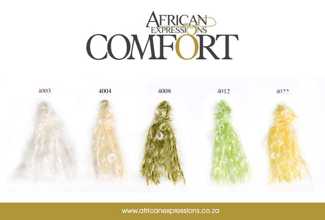 #Comfort #AE #AfricanExpressions #AEYarns #Mohair #Yarn #ShadeCard  www.africanexpressions.co.za