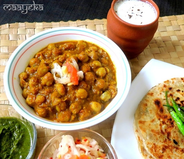 Best 200 indian food images on pinterest cooking food indian maayeka authentic indian vegetarian recipes punjabi chhole chick peas in tangy tomato gravy forumfinder Choice Image