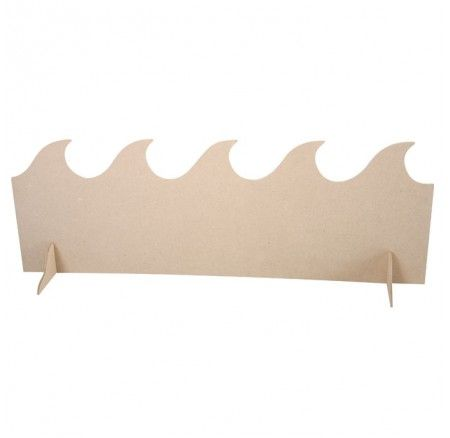 Large Standing Wooden Wave: Every classroom in Australia needs one of these props, use in literacy lessons, as a dramatic play prop or for theming the room!