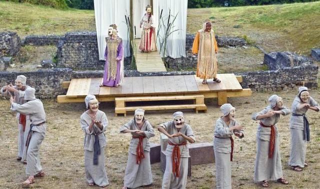 """Le Festival des Milliaires débutera samedi, pour quatre jours sur le site gallo-romain d'Argentomagus, sur le thème """" Mesure et démesure """"."""