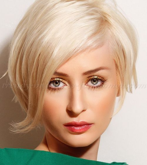 Awesome 1000 Ideas About Short Platinum Hair On Pinterest Platinum Hair Short Hairstyles Gunalazisus