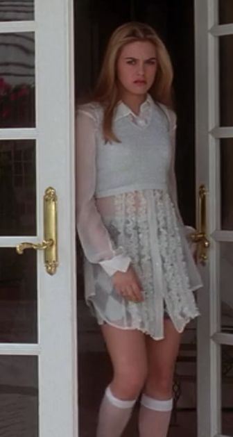 """Cray. But you can't help but love.   116 """"Clueless"""" Outfits Ranked From Worst To Best"""