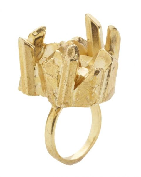 gold.Caves Collection, Fashion, Species, Fingers, Eccentric Rings, Bling Inspiration, Gold Rings, Accessories, Dramatic Rings