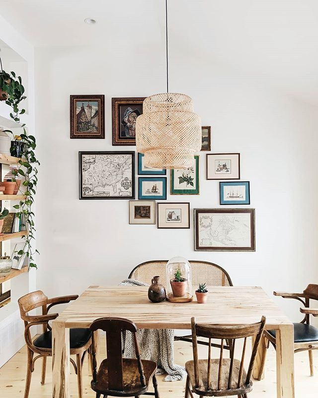 How To Use Organic Materials To Make Your Dining Room Extra